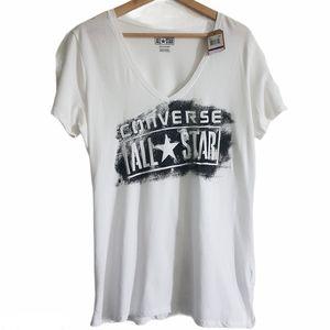 NWT - Converse All Star Plus T Shirt Size 2XL
